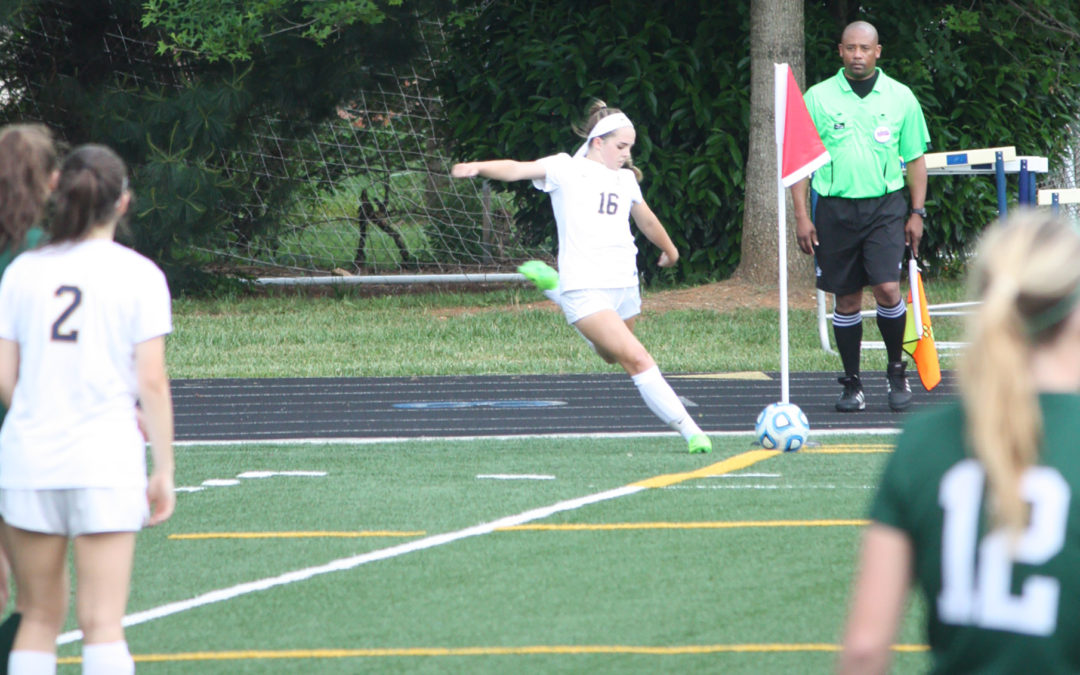 2018 All-Dulles District girls' soccer team